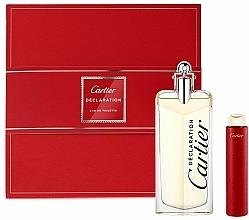 Kup Cartier Declaration - Zestaw (edt/100ml + edt/15ml)