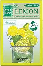 Kup Maska do twarzy Limonka i cytryna - Mediental Botanic Garden Mask