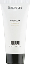 Kup Nawilżający szampon do włosów - Balmain Paris Hair Couture Moisturizing Shampoo Travel Size