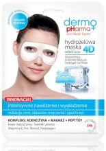 Kup Hydrożelowa maska 4D wokół oczu Intensywne nawilżenie i wygładzenie - Dermo Pharma
