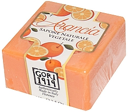 Kup Mydło w kostce Pomarańcza - Gori 1919 Orange Natural Vegetable Soap