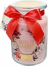 Kup Świeca zapachowa w słoiku, 10 x 16 cm - Artman Wild Garden Peonies