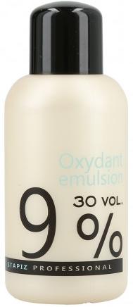 Woda utleniona w kremie 9% - Stapiz Professional Oxydant Emulsion 30 Vol. — фото N3