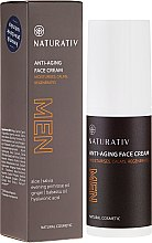 Kup Krem do twarzy dla mężczyzn - Naturativ Men Face Cream