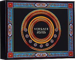 Kup Versace Dylan Blue Pour Femme - Zestaw (edp 50 ml + b/lot 50 ml + sh/gel 50 ml)