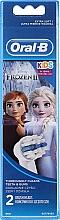 Kup Wymienne końcówki do szczoteczki elektrycznej dla dzieci, Kraina lodu, 2 szt. - Oral-B Stages Power Vitality Kids Frozen