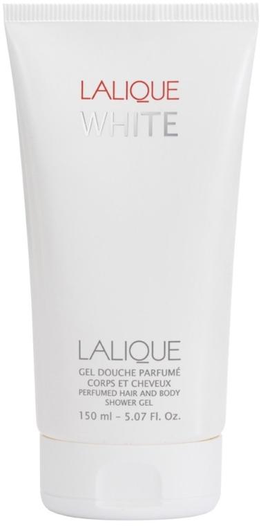 Lalique White - Perfumowany żel do mycia ciała i włosów