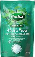 Kup Sól do kąpieli - Radox Bath Salts Muscle Relax Peppermint Scent
