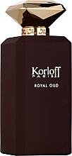 Kup Korloff Paris Royal Oud - Woda perfumowana