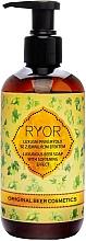 Kup Mydło piwne w płynie - Ryor Original Beer Cosmetics