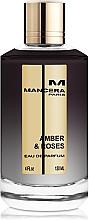 Kup Mancera Amber & Roses - Woda perfumowana
