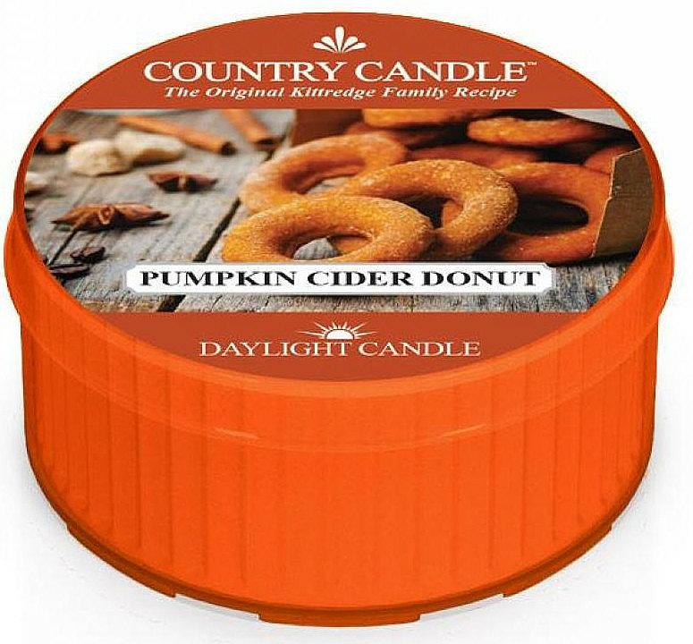 Podgrzewacz zapachowy - Country Candle Pumpkin Cider Donut Daylight — фото N1