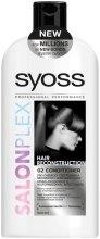 Kup Odżywka do włosów zniszczonych zabiegami chemicznymi - Syoss SalonPlex Hair Conditioner