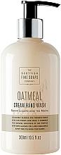 Kup Mydło do rąk w płynie - Scottish Fine Soaps Oatmeal Cream Hand Wash