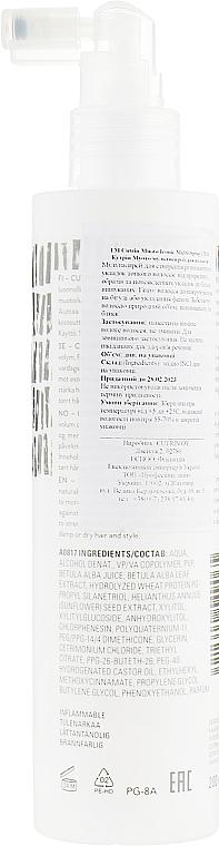 Termoochronny spray do włosów - Cutrin Muoto Iconic Multispray — фото N4