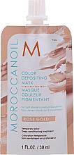 Kup Koloryzująca maska do włosów, 30 ml - MoroccanOil Color Depositing Mask