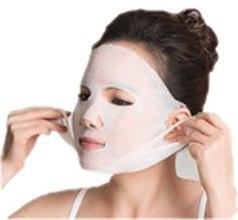 Kup Maseczka na tkaninie do twarzy z komórkami macierzystymi pomidora - Clarena Cosmetic Pads Chitosan Active Mask