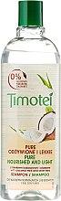 Kup Szampon do włosów Odżywione i lekkie - Timotei Pure Nourished And Light Shampoo With Coconut And Aloe Vera