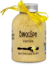 Sól do kąpieli Wanilia - BingoSpa Jacuzzi Bath Salt Vanilla — фото N3