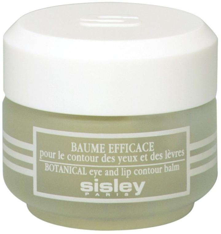 Pielęgnujący balsam do okolic oczu i ust - Sisley Botanical Eye And Lip Contour Balm — фото N1