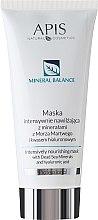 Kup Maska intensywnie nawilżająca z minerałami z Morza Martwego - APIS Professional Hydro Balance