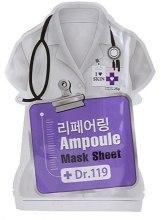 Kup Odżywcza maska na tkaninie - Urban Dollkiss Dr.119 Repairing Ampoule Mask Sheet