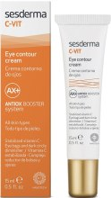 Kup Krem do okolic oczu - SesDerma Laboratories C-Vit Eye Contour Cream