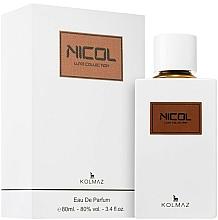 Kup Kolmaz Luxe Collection Nicol - Woda perfumowana