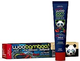 Kup Pasta do zębów z fluorem - Woobamboo Fruit Splash Toothpaste With Fluoride