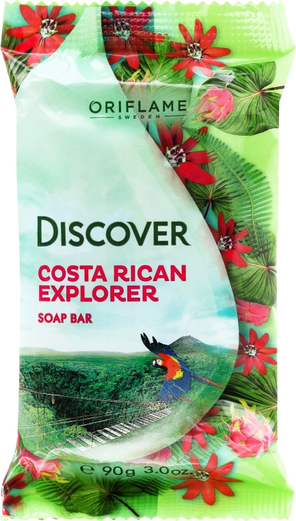 Mydło w kostce - Oriflame Discover Costa Rican Explorer Soap Bar — фото N1