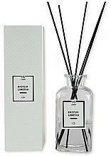 Kup Dyfuzor zapachowy Bazylia i limetka - HiSkin Home Fragrance Basil And Lime