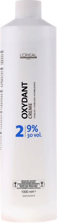 Oksydant w kremie - L'Oreal Professionnel Oxydant Creme 2 (9%)