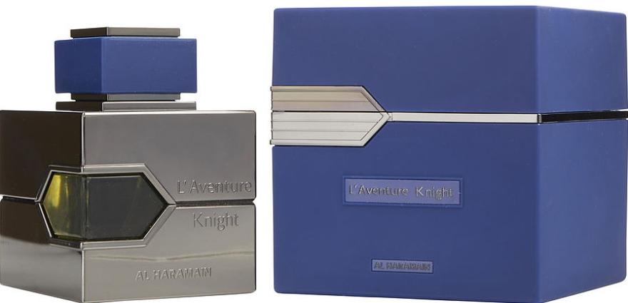 Al Haramain L'Aventure Knight - Woda perfumowana — фото N1