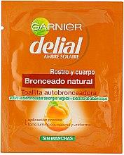 Kup Chusteczki samoopalające - Garnier Ambre Solaire Delial Self-Tanning Towel