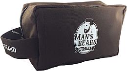 Kup Męska kosmetyczka podróżna, prostokątna - Man's Beard Men's Toiletry Bag