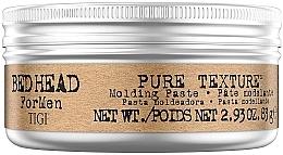 Kup Pasta do stylizacji włosów dla mężczyzn - Tigi Bed Head Men Pure Texture