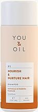Kup Szampon do włosów Odżywienie i pielęgnacja - You & Oil Nourish & Nurtere Hair Shampoo