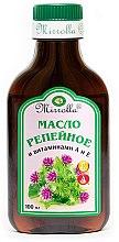 Kup Olej łopianu z witaminami A i E - Mirrolla