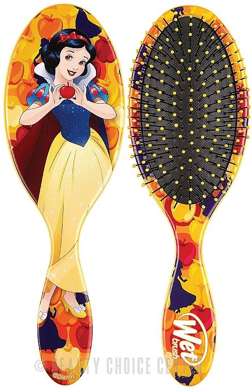 Szczotka do włosów, Śnieżka - Wet Brush Disney Princess Original Detangler Snow White — фото N1