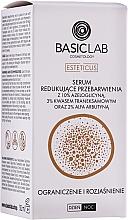 Kup Serum do twarzy przeciw przebarwieniom - BasicLab Esteticus Anti-Discoloration Face Serum