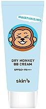 Kup Nawilżający krem BB do twarzy SPF 50+ PA+++ - Skin79 Animal BB Cream Dry Monkey