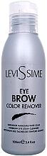 Kup Preparat do usuwania farby z brwi - LeviSsime Eye Brow Color Remover