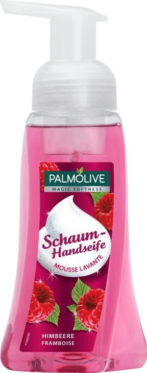 Pianka do mycia rąk Malina - Palmolive Magic Softness Foaming Handwash Raspberry — фото N1
