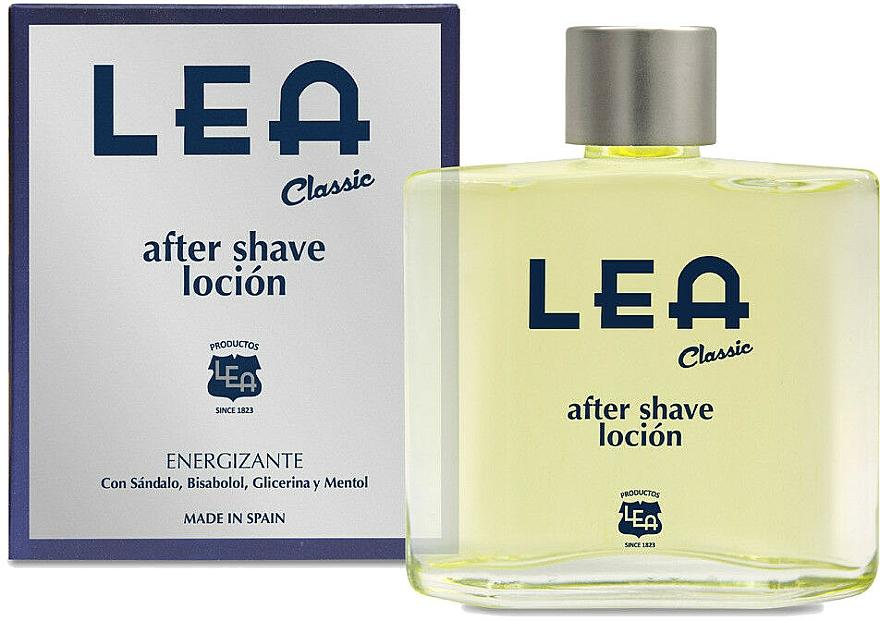 Płyn po goleniu - Lea Classic After Shave Lotion — фото N1