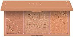 Kup Rozświetlacz do policzków - Doll Face Glow Baby Glow Highlighting Palette