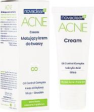 Kup Matujący krem do twarzy - Novaclear Acne Cream