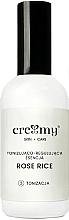 Kup Tonizująco-regulująca esencja do twarzy - Creamy Skin Care Rose Rice