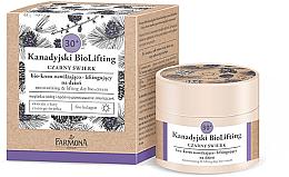 Kup Biokrem nawilżająco-liftingujący na dzień Czarny świerk 30+ - Farmona Kanadyjski BioLifting