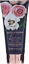 Zestaw - Baylis & Harding Boudoire Rose Set (sh/gel/130ml + sh/gel/300ml + lot/130ml + crystals/100g + bath/f/300ml + soap/100g) — фото N4