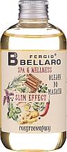 Kup Rozgrzewający olejek do masażu ciała - Fergio Bellaro Massage Oil Slm Effect